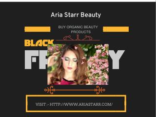 Aria Starr Beauty