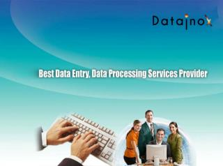 Data Entry and Data Processing Services
