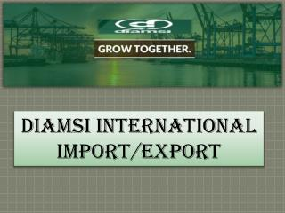 Diamsi International Import/Export