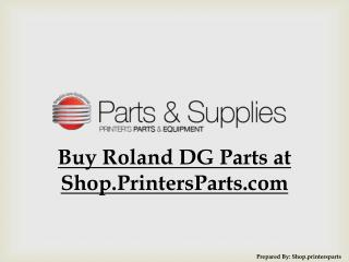 Buy Heidelberg Rollers Parts at Shop.PrintersParts.com