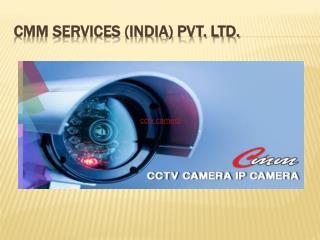 CMM Services (India) Pvt. Ltd.