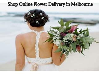 Shop Online Flower Delivery in Melbourne