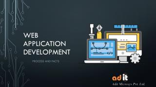 Enterprise Web Appllication Development Company