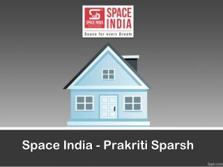 Space India - Prakrit Sparsh Affordable homes in Panvel