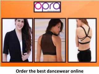 Buy the Customized Dance Uniforms