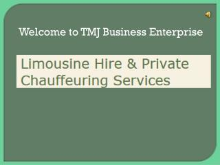 tmj limo hire