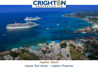 Real Estate Investment - A Winning Scenario in the Cayman Islands