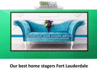 Find Home Stagers South Florida