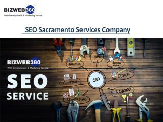 Sacramento Seo Services Company @ Bizweb360