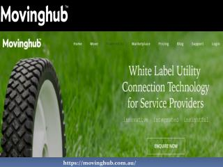 White label Utility Connection Software for Home Service Companies