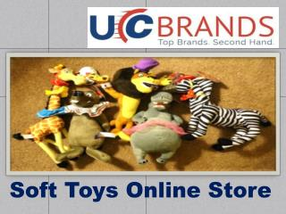 Large Soft Toys Online Store