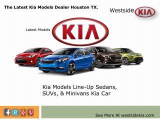 Kia Car Dealer Houston TX