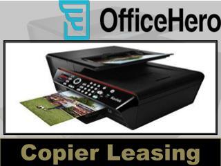 Office Hero - Different Copier Leasing