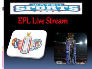 EPL Live Stream