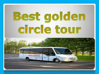 Best golden circle tour