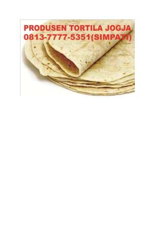0813-7777-5351(Simpati), Jual Kulit Kebab Jogjakarta, Jual Tortila Jogja, Produsen Roti Frozen Jogja