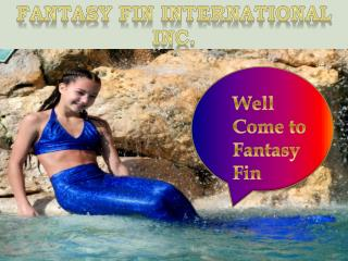 Fantasyfin.com offers huge discounts on Mermaid tail in Canada