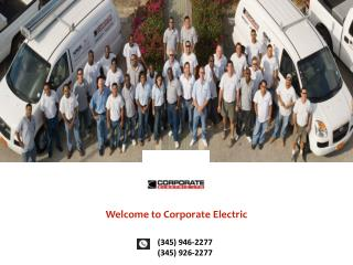 Require a Residential Electrical Contractor in Cayman? Know More!