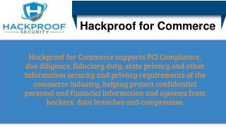 Hackproof for Insurance