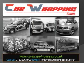 Car Wrapping Essex Presentation