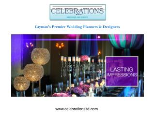 Planning a Premier Wedding in Cayman? Here's How to Proceed.