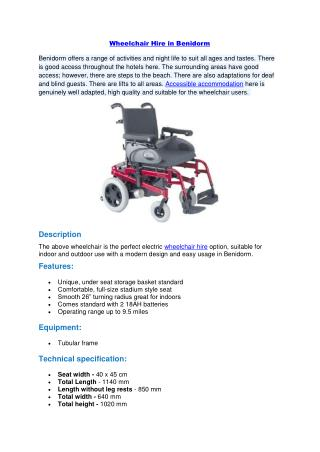 wheelchair hire in benidorm.pdf