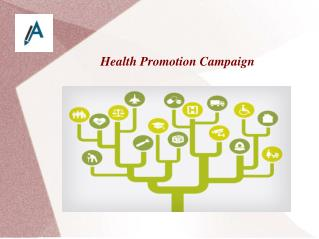 Report on Health Promotion Campaign