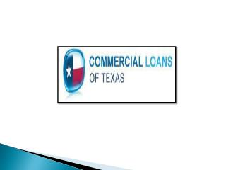 Find Commercial Bridge Loan Lenders in Texas	Online