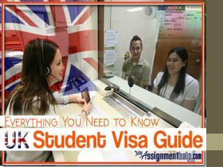 Everything to Know UK Student Visa