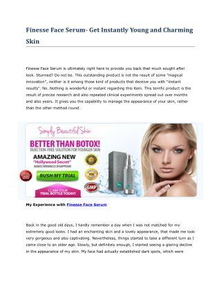 http://www.dailyfitnessfact.com/finesse-serum/