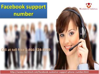 A/C issues contact Facebook support number 1-866-224-8319