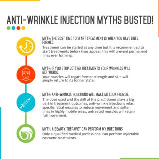 4 Anti Wrinkle Injection Myths Busted