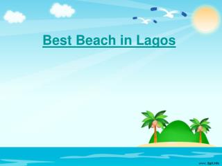 Best Beach in Lagos