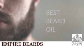 EmpireBeards Beast Beard Oils