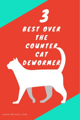 3 best over the counter cat dewormer