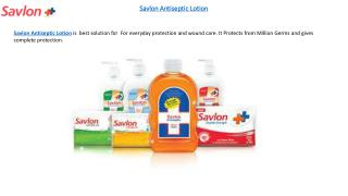 Savlon Antiseptic Lotion