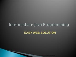 Learn Java - Java Tutorial for Beginners - Java Tutorial