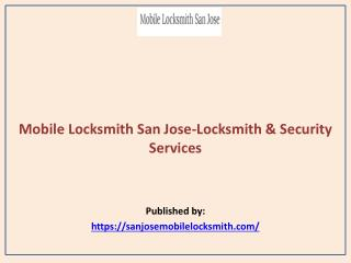 Locksmith & Security Services
