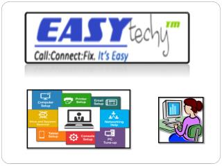 Tech Support Services by Easy techy