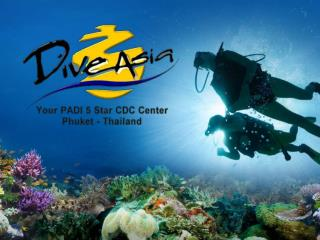 Similan Island Diving | Phuket PADI Courses