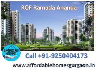 ROF Ramada Ananda Sector 95