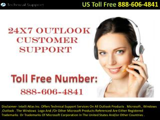 Contact Outlook Support for Profile Creation and Starting Outlook in Safe Mode