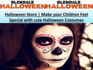 Halloween Store | Make your Children Feel Special with cute Halloween Costumes