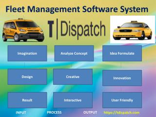 Fleet Management Software System