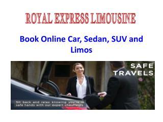 Fancy Sedan, SUV and Limos Transportation Service