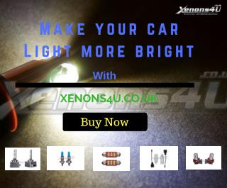 Xenon D3S HID Bulbs
