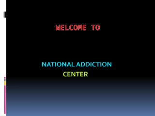Alcohol Addiction Treatment  Center in USA