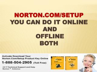 www.norton.com/setup| 1-888-504-2905|norton com setup