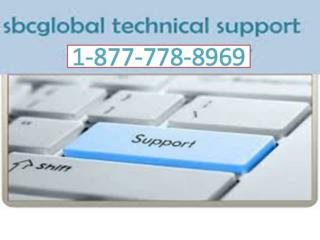 ==1 877 778 8969== SBCGlobal Email Tech Sopport Number