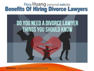 Tips For a Quick and Cheap Divorce in China